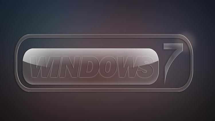 Custom Windows 7 Wallpapers - The Continuing Saga-glass.jpg