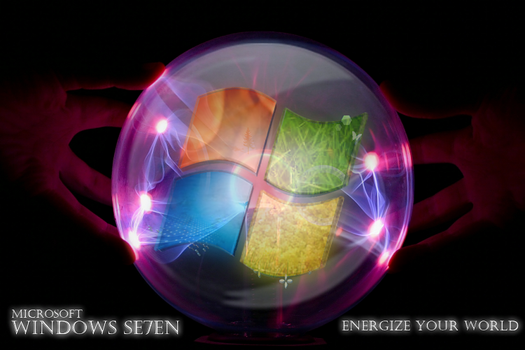 Custom Windows 7 Wallpapers - The Continuing Saga-seven_plasma_globe_1280.png