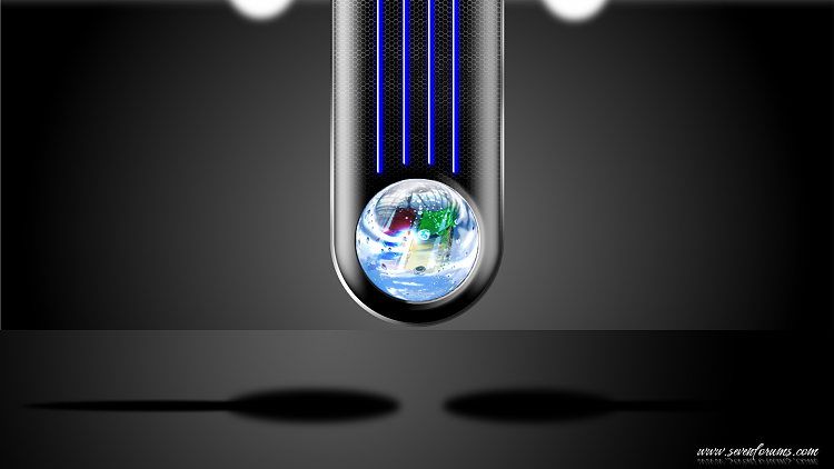 Custom Windows 7 Wallpapers - The Continuing Saga-pooman-black-strip-edit.png