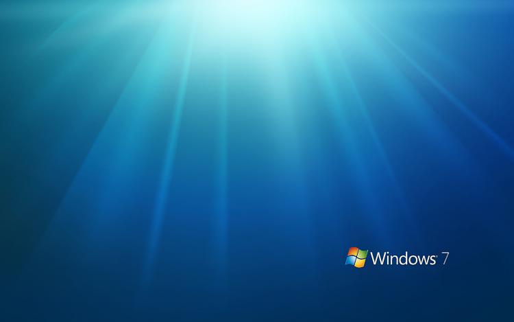 Windows 7 Build 7000 Logon Screen As Wallpaper 1280x960 Windows
