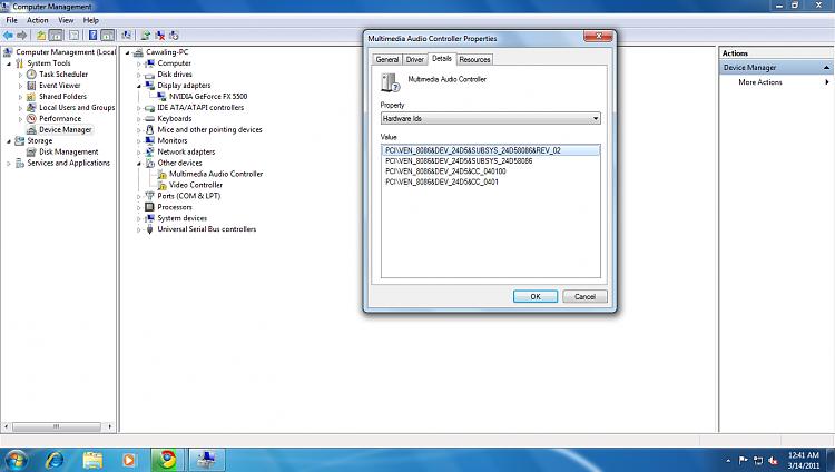Audio Driver for P5S- MX SE-error1.png