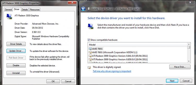 Ati Radeon 3000 Graphics Драйвер Скачать Для Windows 7 X64 - фото 6