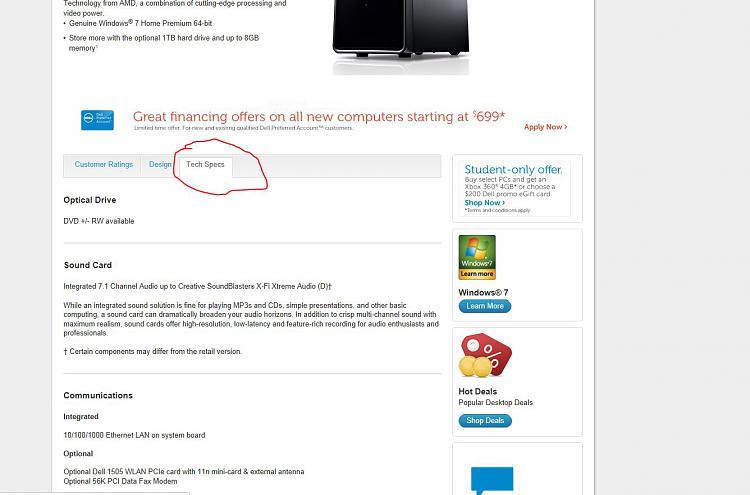 DW 1525 Adapter Device Not Found - Dell Inspiron 570 desktop-dell.jpg