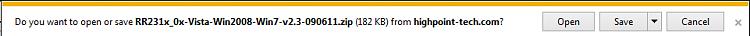 rocketraid 2310 can't install driver-dload.png