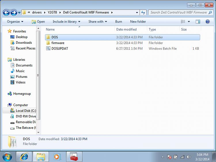 IDE ATA/ATAPI driver missing?-folder.png