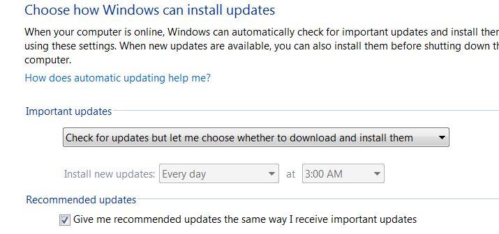 Madcatz Arcade stick suddenly a Unknown Device-windows-updates-settings.jpg