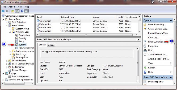 Fresh Install - Critical Error Notification sounds after every boot-up-p1.jpg