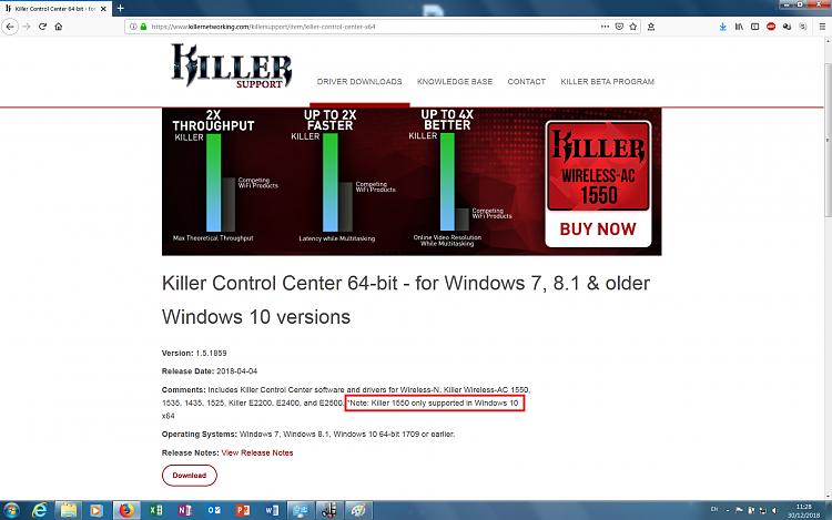Drivers laptop Killer Wireless-AC 1550 & USB 3 - Windows 7 64Bit Helps-killer-support.png