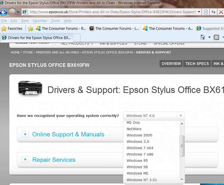 Driver, Epson stylus BX610FW-epson.png