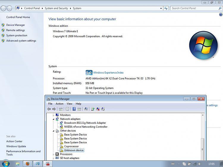 HP Pavillion 6500 drivers issue-problem.jpg