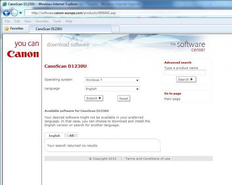 download driver canon ip2770 windows 7 gratis