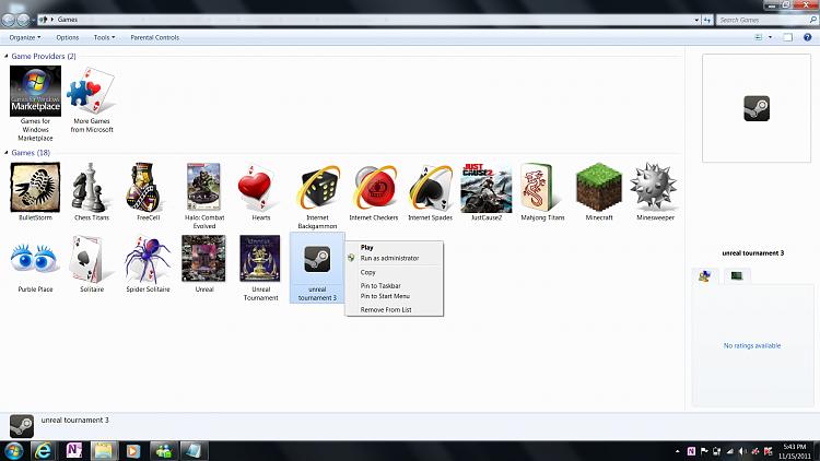 Adding Steam UT3 to games explorer-game_explorer.png