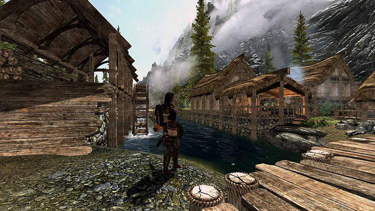 Post your game screenshots.-skyrim-riverwood.jpg