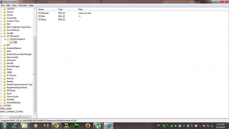 Mortal Kombat 4 Install issue on Win7x64 HP Solved - Windows