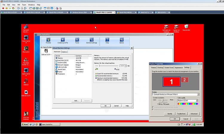 Error while installing Oblivion-vmware-games.png