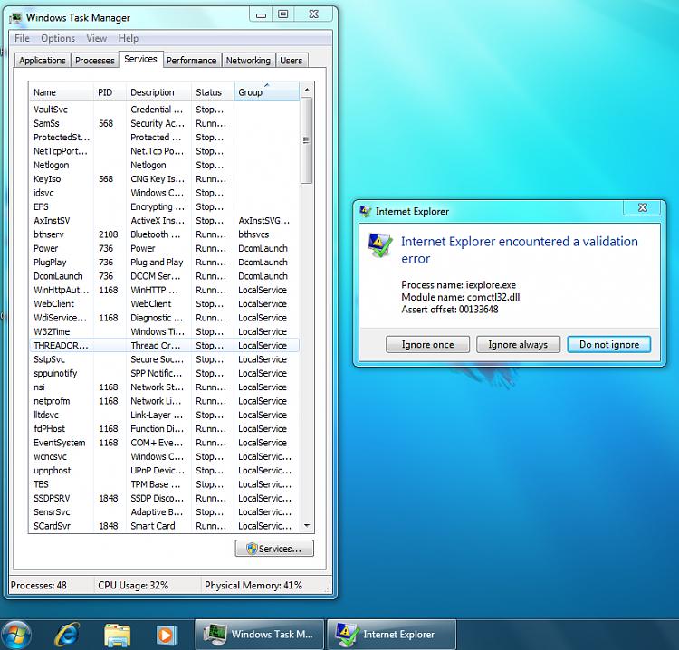 Internet Explorer has encountered a validation error-services-pg-1.png