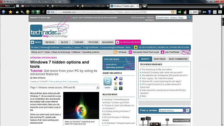 Windows 7 hidden options and tools-techradar.jpg