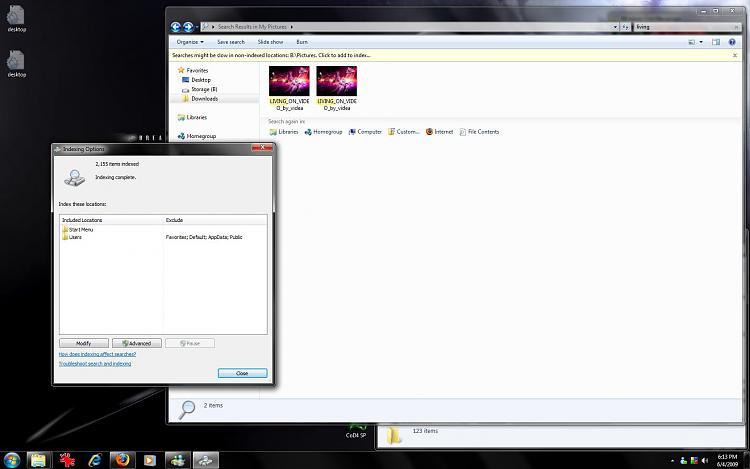 Windows 7 7201 Library bug-not-indexed.jpg