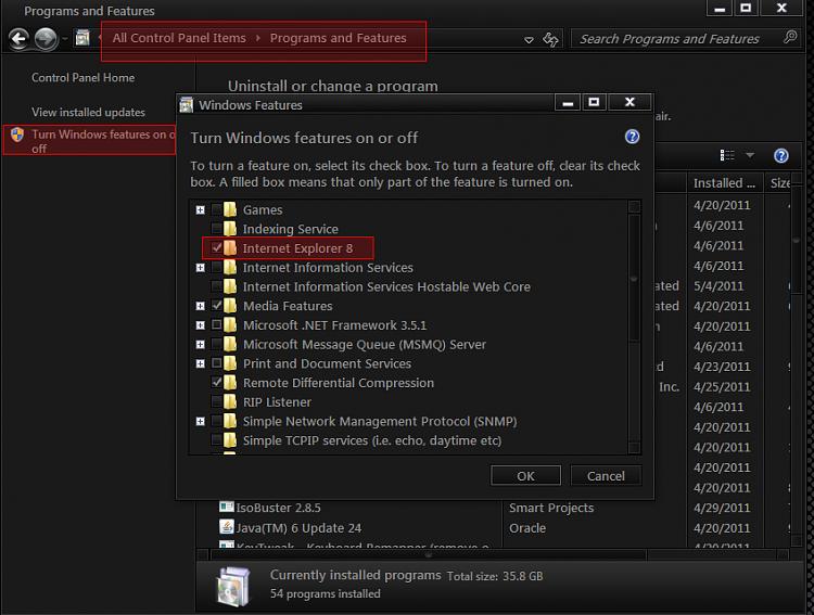 Hide IE icon on taskbar-region2.png