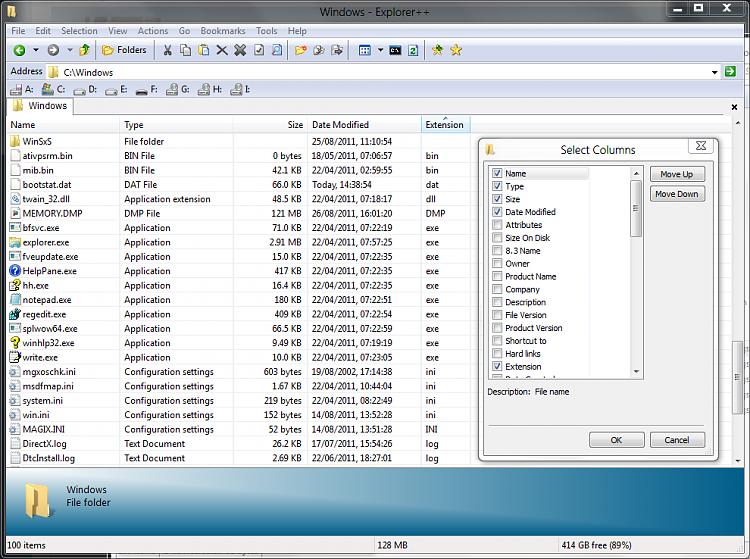 "Windows Explorer Column, ""Ext""-capture.png"