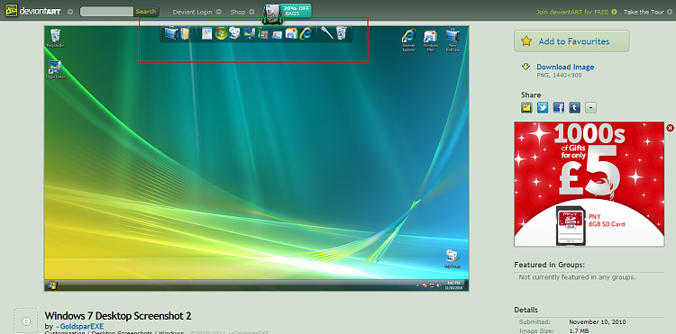 windows 7 missing bar thing on the top of desktop-windows-7-desktop-screenshot-2-goldsparexe-deviantart.png