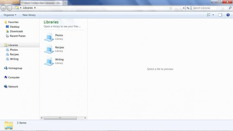 Want Folders Not Libraries-explore-screenshot.png