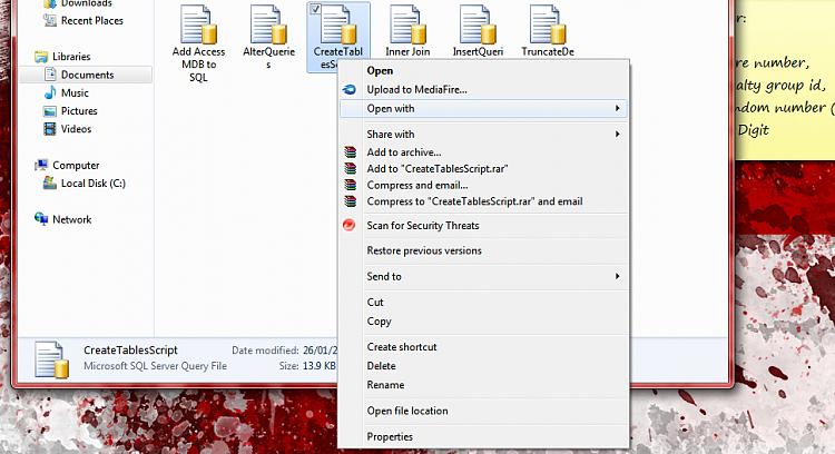 Windows 7 'Open With' Context Menu not expanding.-contextmenuerror.png