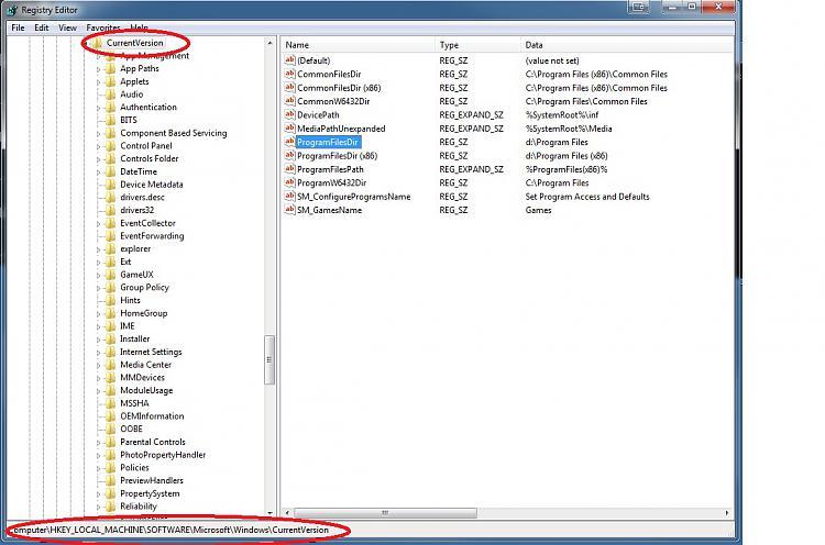 Program Files (x86) & Program Files Installed On Another Drive-registry.jpg