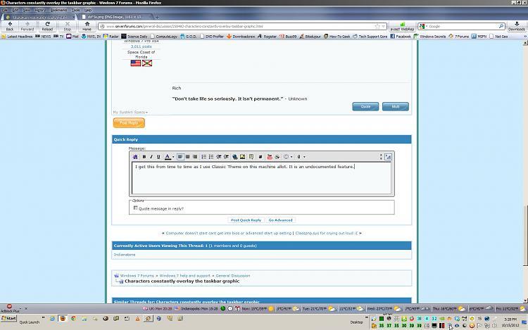 Characters constantly overlay the taskbar graphic-screenshot002_1.jpg