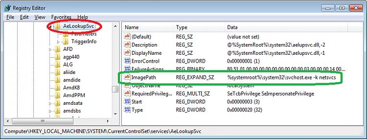 Two System32 Folder - Windows 7 Help Forums