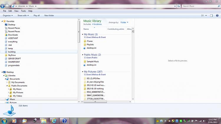 How to change the public folder options-public.png