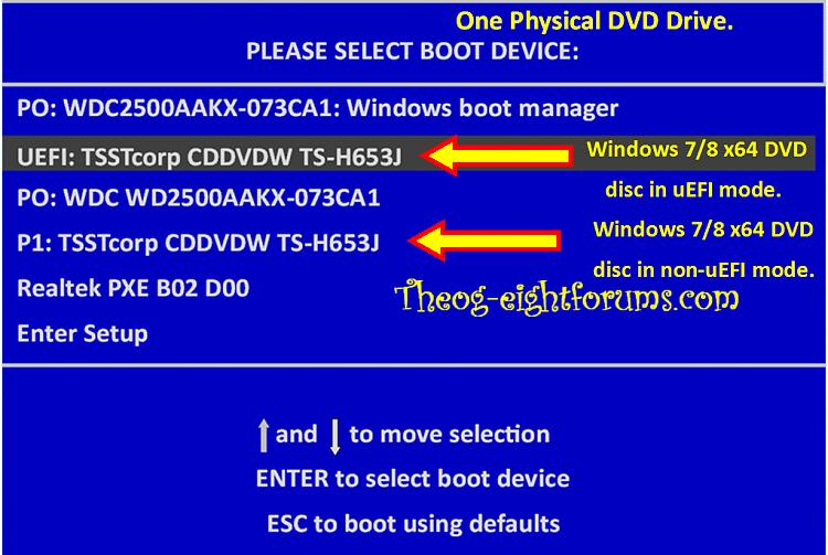 install ubuntu on uefi windows 7