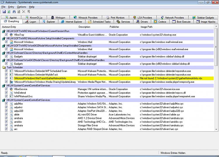 I need clarification on file extensions-autoruns-yellow.png