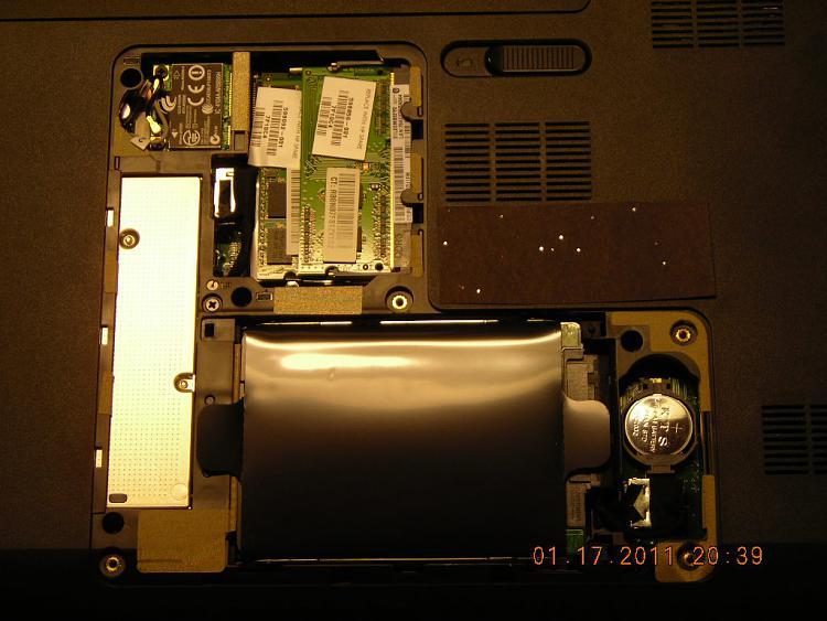 Upgraded hard drive, windows 7 hangs randomly on start loading screen-inside.jpg