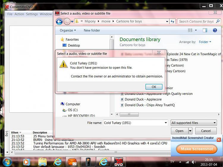 windows 7 says I need administrators permission-incredimail_screenshot_0001.jpg