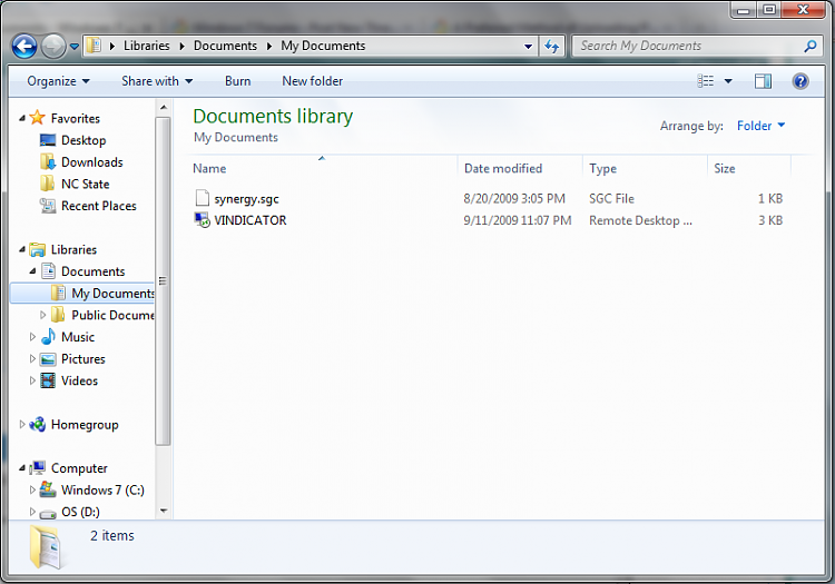 My Docs subfolders exist, but don't display in Explorer-docs.png