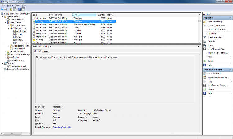 Windows 7 Freezing but not in SafeMode-warning1.png
