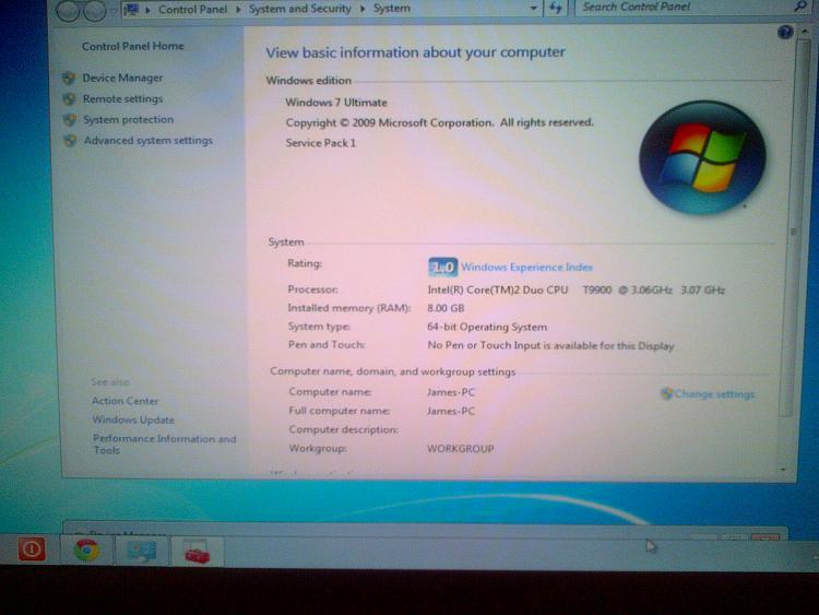 My Sony laptop is behaving strange-south-staffordshire-20130910-00097.jpg