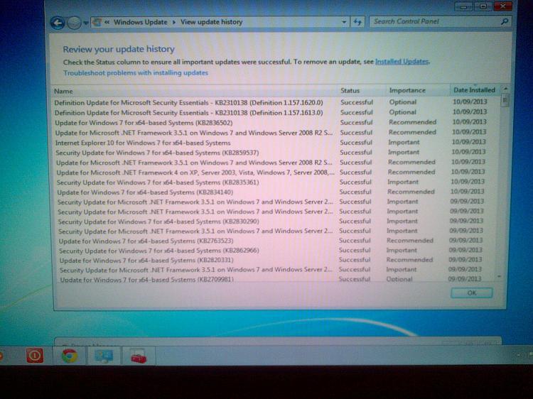 My Sony laptop is behaving strange-south-staffordshire-20130910-00099.jpg