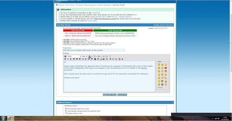 Dark blue box in bottom right corner of the screen!-screenshot.jpg