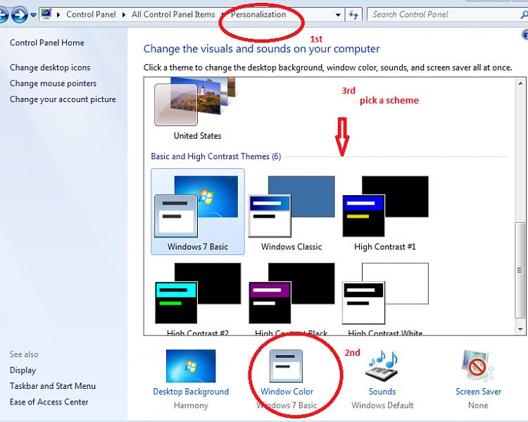 Windows 7 Windows Explorer Filter Drop Down Lists-we1.png