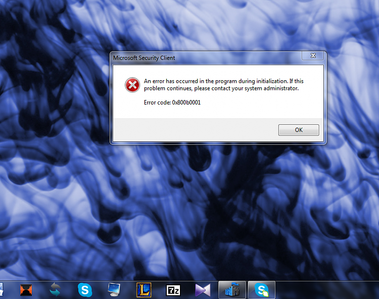 error code: 0x800b0001 & DirectX due to regsvr32 initpki.dll missing-capture.png
