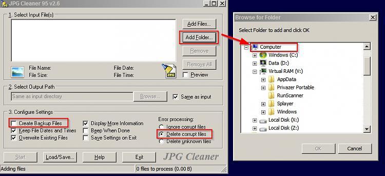 the explorer process crashing-jpg-cleaner.jpg