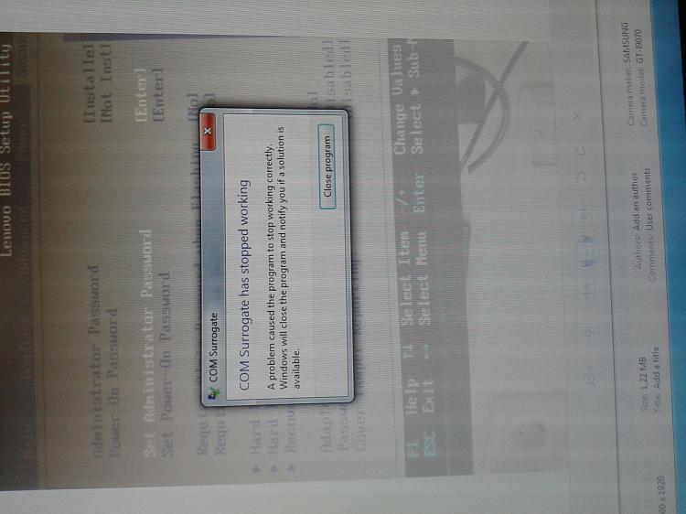 COM Surrogate not working?-20140303_160205.jpg