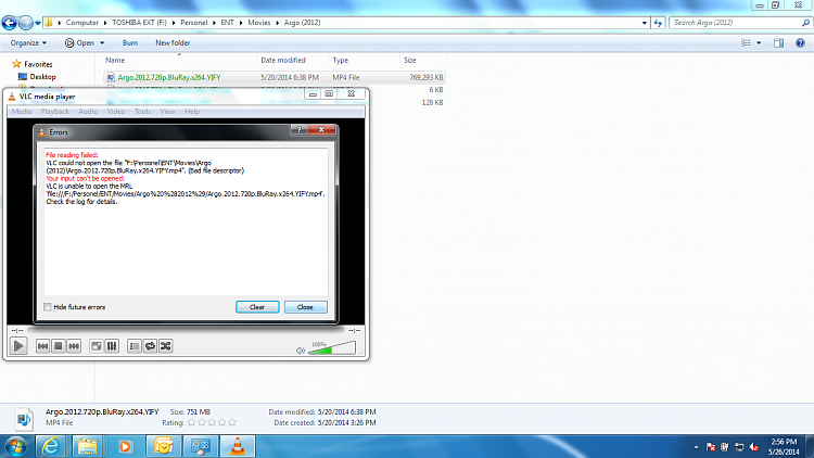 Permission error on Hard disk media files-permission-error1.png