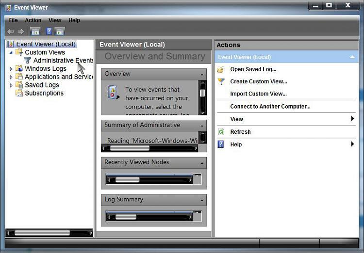Defragmenter programs can delete System Restore Points-event.jpg