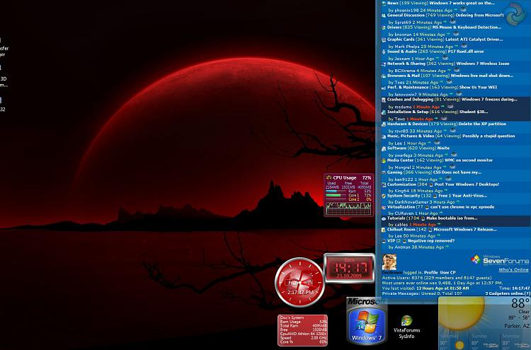 Welcome to Seven Forums-today_10_23_2009_desktop.jpg