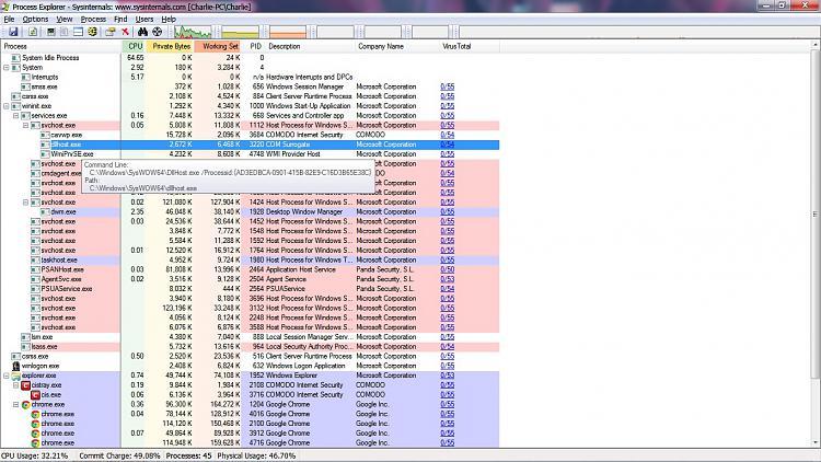 dllhost.exe *32 showing up-dll.jpg