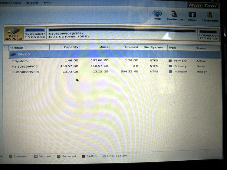 Toshiba laptop won't boot due to full hard drive.-screen1.jpg