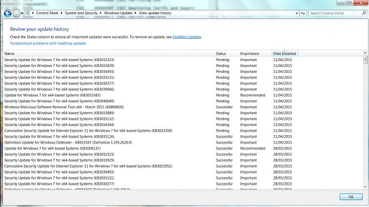 Updates causing Windows boot failure-insupdates.png